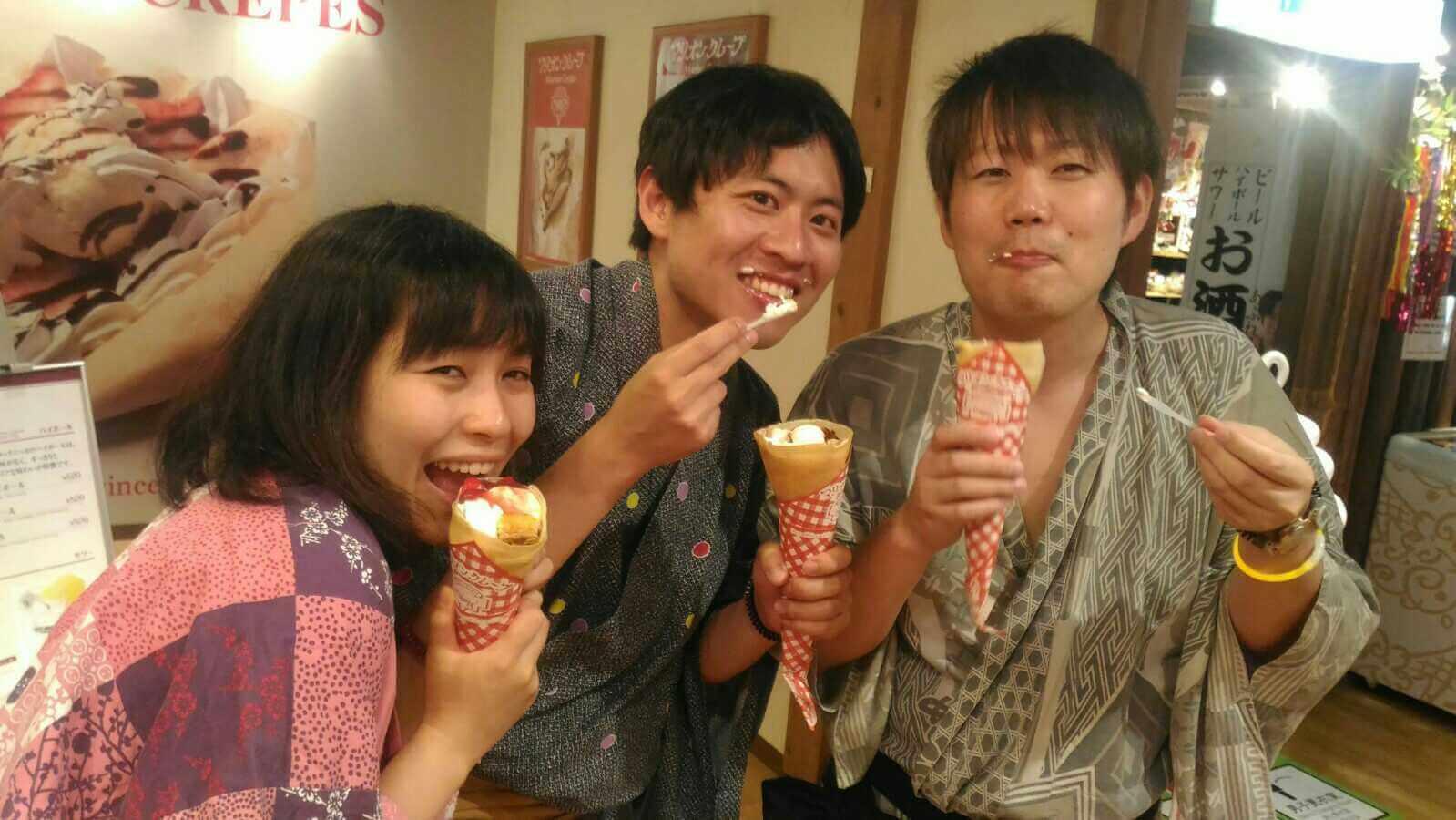 大江戸温泉ミーティング