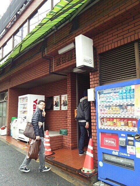 新宿MMS入口