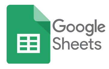 google spread sheet