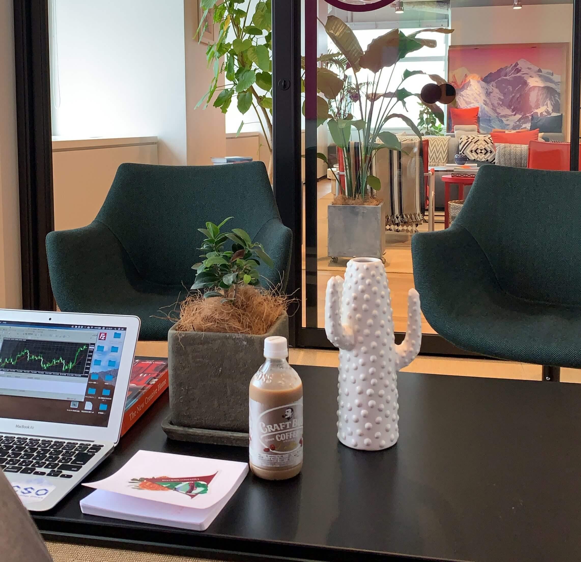 会社以外でも「カフェ以外で」落ち着いて仕事する場が欲しい!ぼくがおススメする最強シェアオフィス集